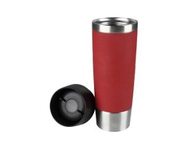 Potovalni termo lonček Tefal, 0,5 l, rdeč