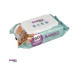 Robčki Bambo Nature, 80 kom