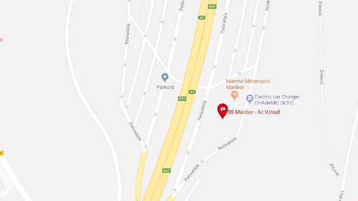 Bencinski servis Ocej Maribor Vzhod