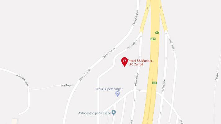 Bencinski servis Ocej Maribor Zahod