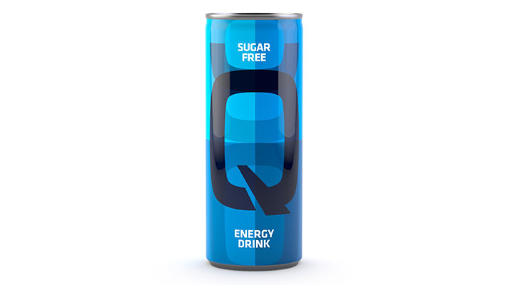 Q Energy Drink Sugar Free